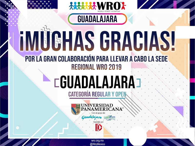 WRO 2019 Marco Sede Guadalajara 164