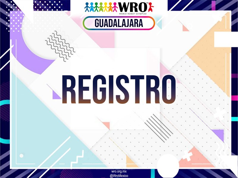 WRO 2019 Marco Sede Guadalajara 2