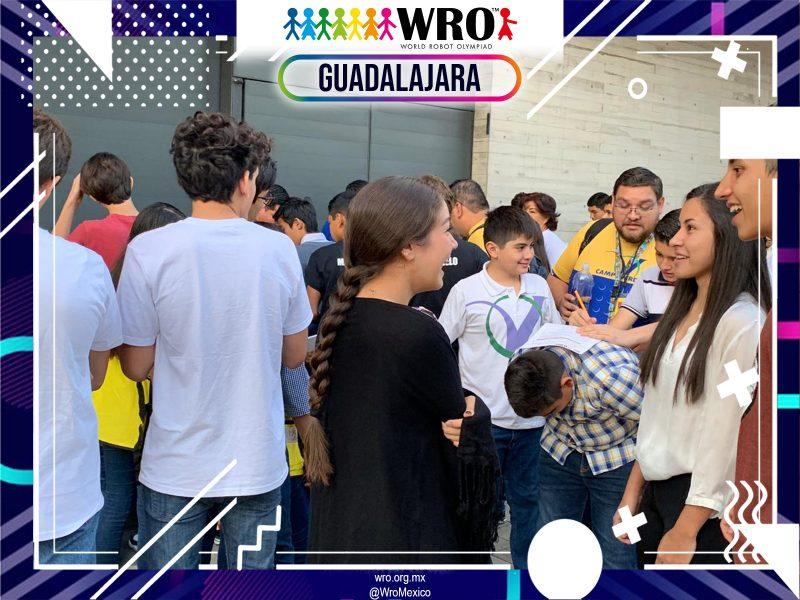 WRO 2019 Marco Sede Guadalajara 22