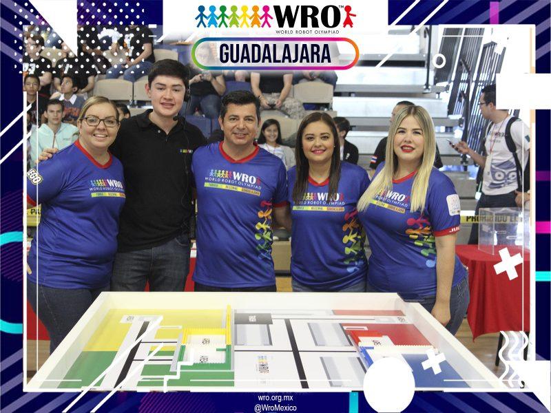WRO 2019 Marco Sede Guadalajara 35