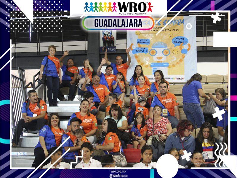 WRO 2019 Marco Sede Guadalajara 37