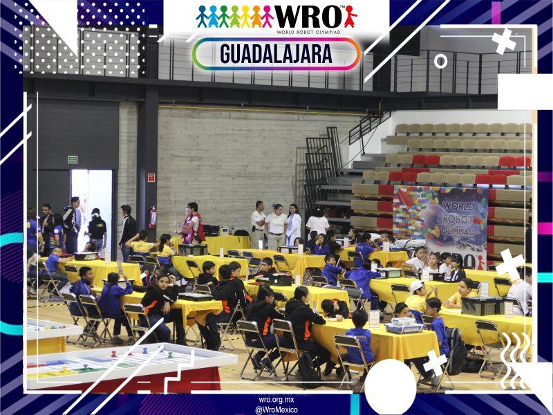 WRO 2019 Marco Sede Guadalajara 39