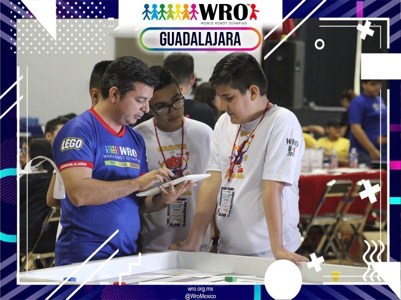 WRO 2019 Marco Sede Guadalajara 46