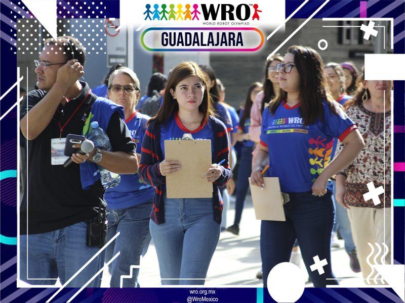 WRO 2019 Marco Sede Guadalajara 5