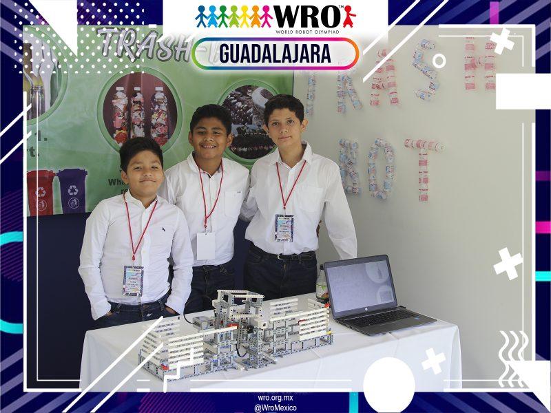 WRO 2019 Marco Sede Guadalajara 61