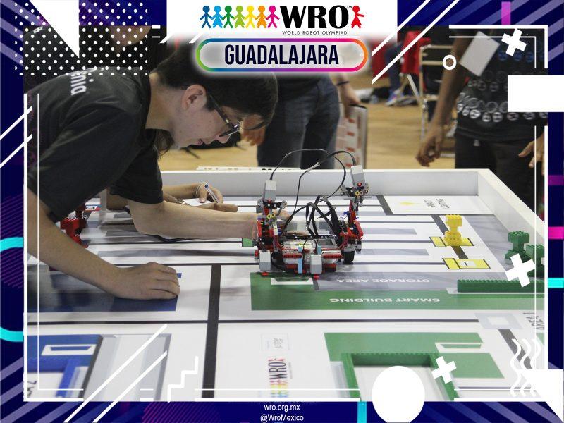 WRO 2019 Marco Sede Guadalajara 72