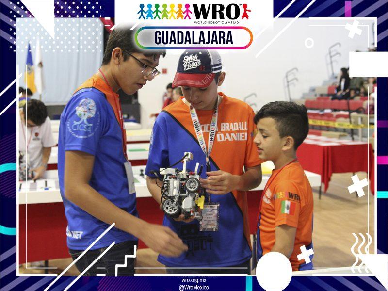 WRO 2019 Marco Sede Guadalajara 73