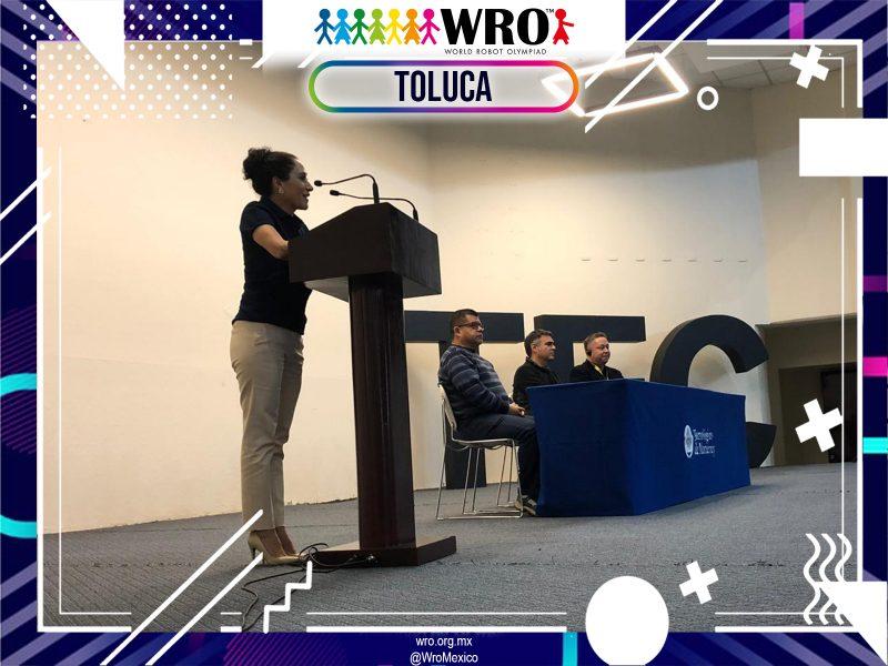 WRO 2019 Marco Sede Toluca 14