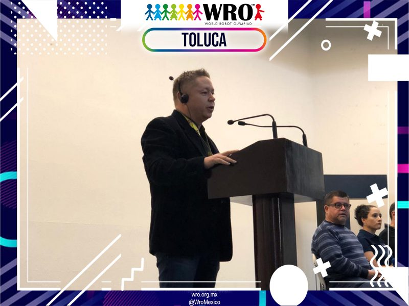 WRO 2019 Marco Sede Toluca 15