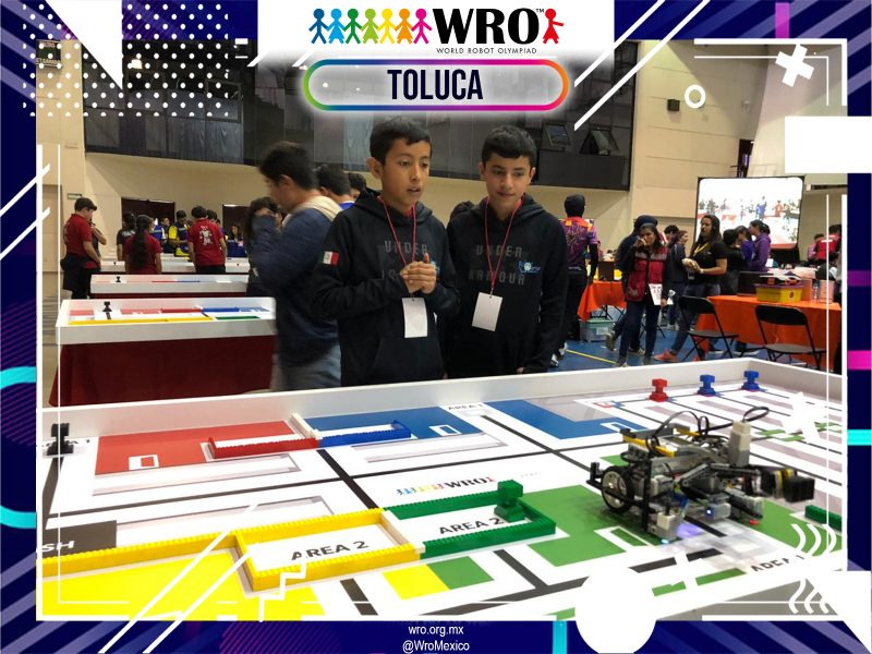 WRO 2019 Marco Sede Toluca 29