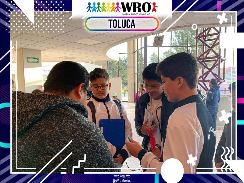 WRO 2019 Marco Sede Toluca 3