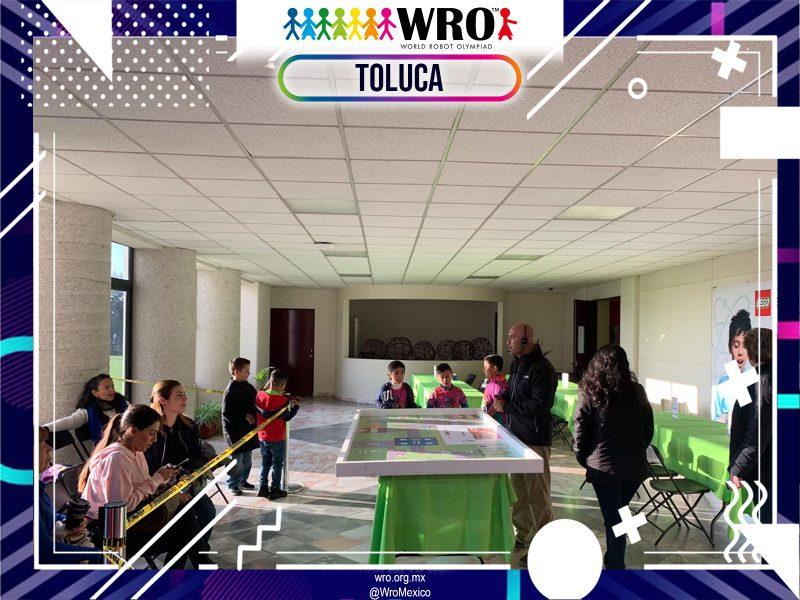 WRO 2019 Marco Sede Toluca 4