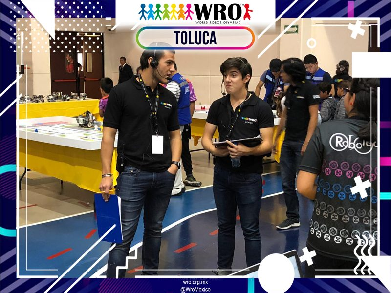 WRO 2019 Marco Sede Toluca 41