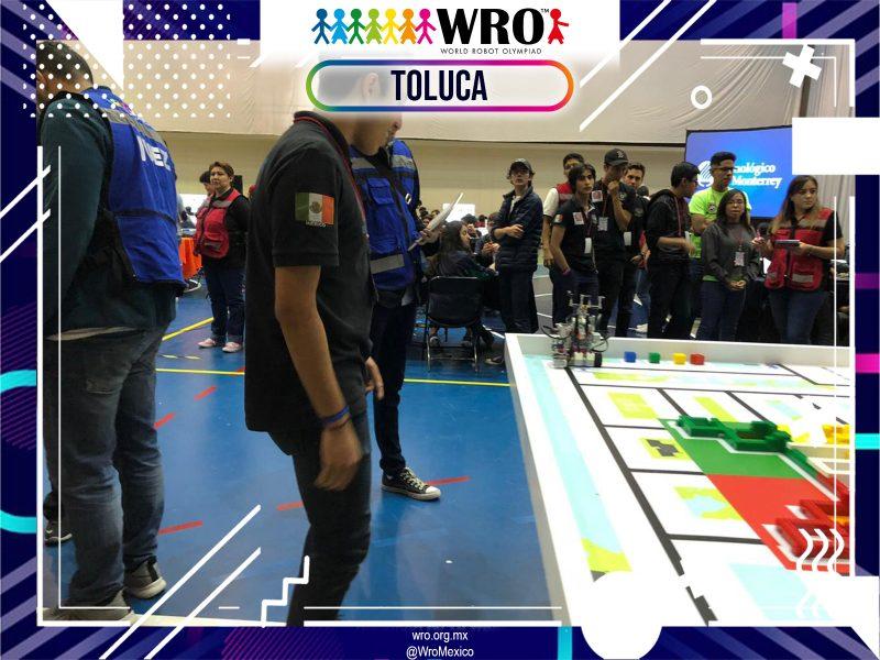 WRO 2019 Marco Sede Toluca 43